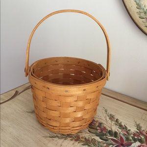 Longaberger Basket Swing Handle